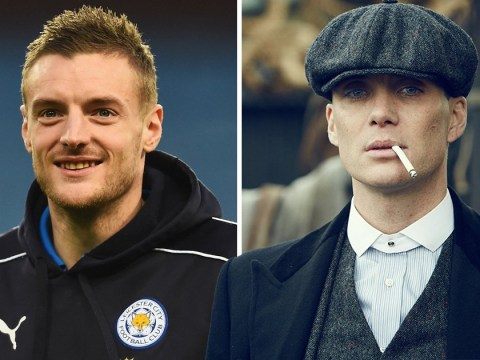 Did you spot the brilliant Jamie Vardy reference in this week's episode of Peaky Blinders?