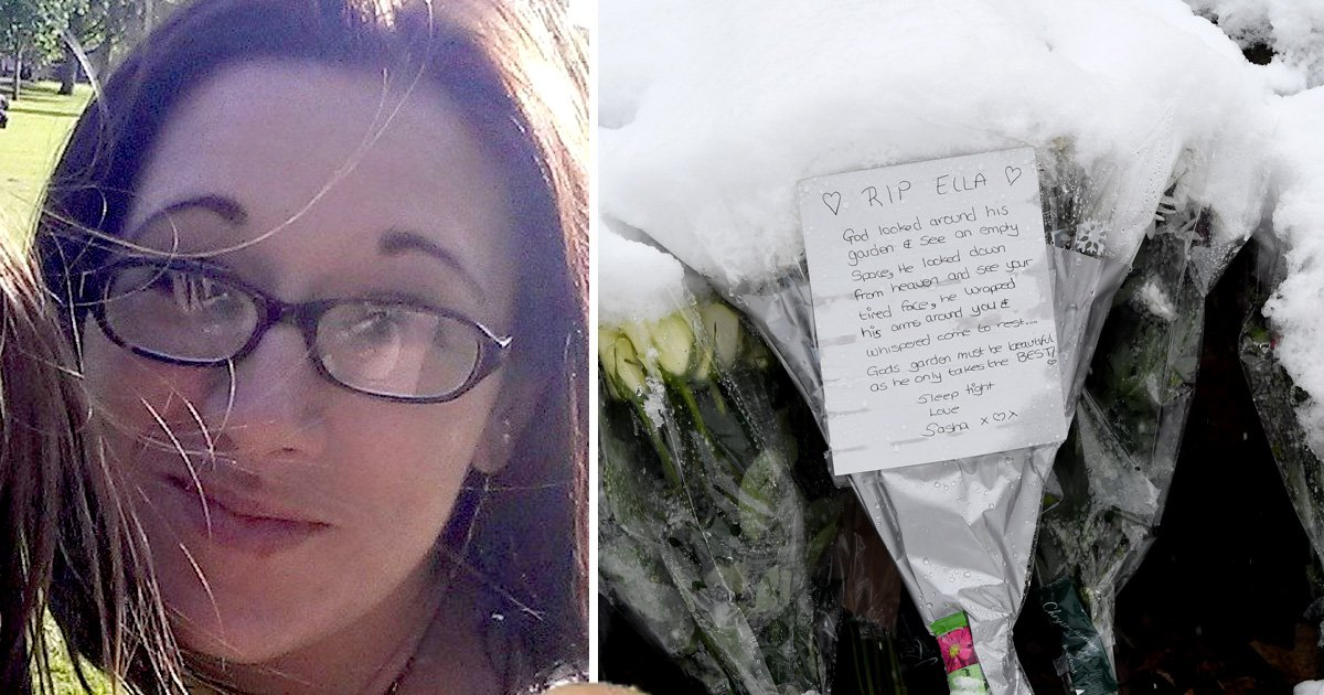 Pictured: Pregnant woman found dead at home in 'unexplained' incident