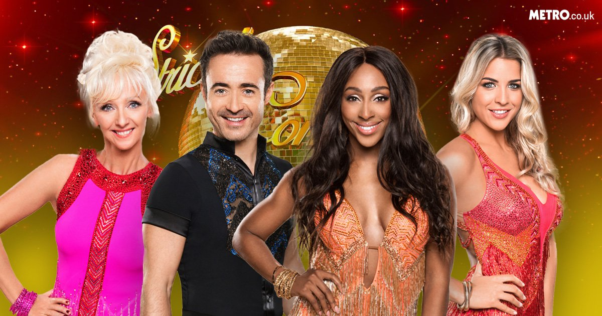 There won't be an elimination in the Strictly Come Dancing final this year
