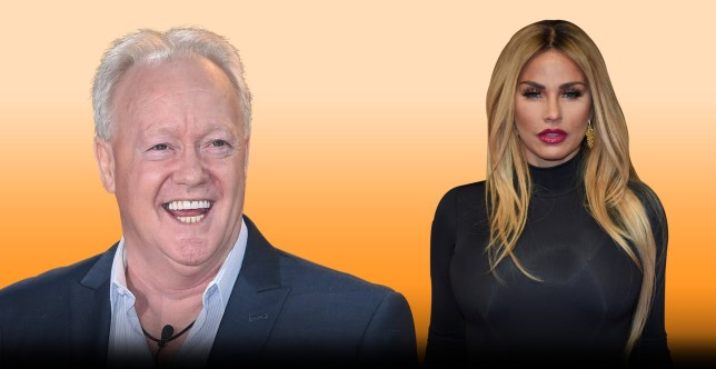 Keith Chegwin gave Katie Price's mum advice on lung condition