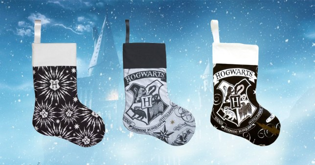 Harry Potter Themed Christmas Stockings Are Here And They Come In