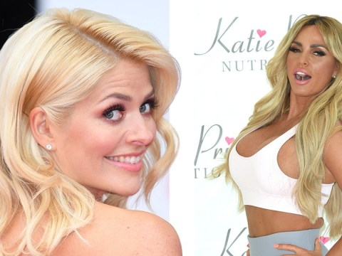 Katie Price tells shocked Holly Willoughby she's losing too much weight