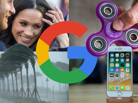 Meghan Markle, iPhone X and fidget spinners among top Google searches of 2017