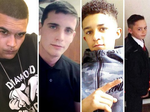 Boy, 15, admits causing death of five people in horror stolen car crash