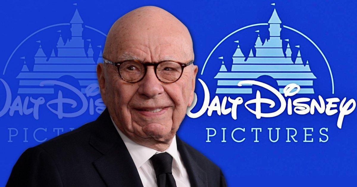 Walt Disney buys 21st Century Fox for £39 billion in historic merger