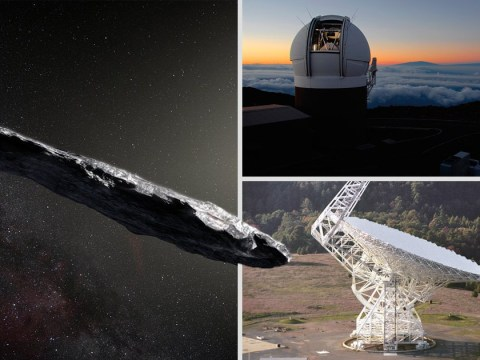 Scientists may have awoken an 'alien intelligence' inside asteroid 'Ouamuamua, UFO hunter claims