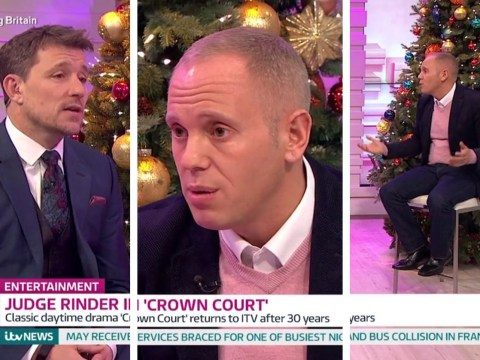 Judge Rinder and Ben Shephard clash over Ben's excuse for being dismissed from jury duty