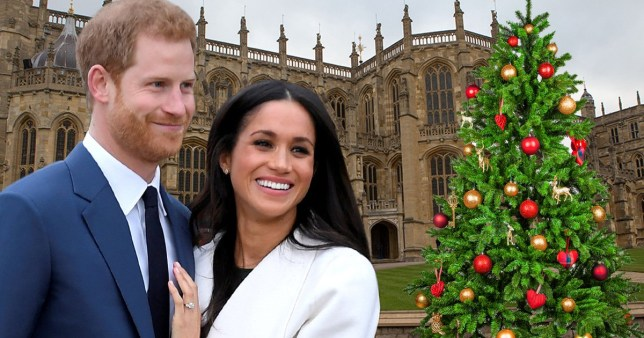 A Christmas Wedding Date.Prince Harry And Meghan Markle S Week In News Wedding Date