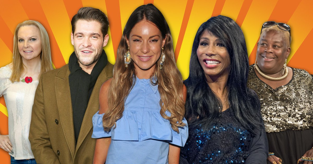 Celebrity Big Brother 2018 housemates teased with cryptic eyes – but who's in the rumoured line-up?