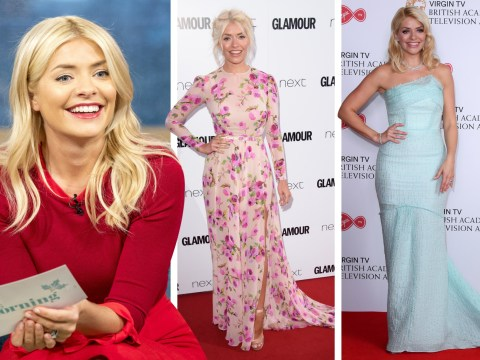 There's something about Holly Willoughby: A look back at the This Morning host's 2017 style evolution