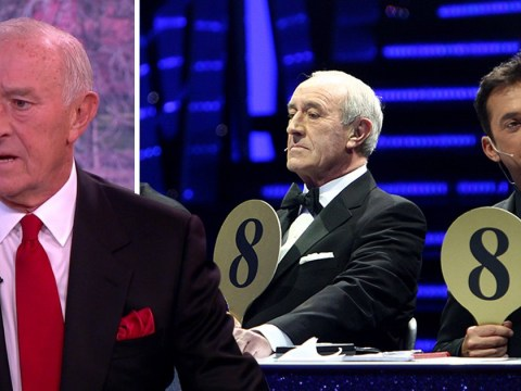 Len Goodman hits back at Strictly fans who said he 'betrayed' the show by remaining on Dancing With The Stars