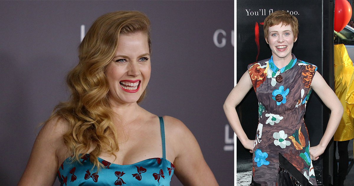 It actress Sophia Lillis scores massive pay day for playing a younger-Amy Adams in new HBO series