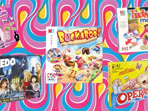 The top 20 most nostalgic board games to remind you of your childhood Christmases