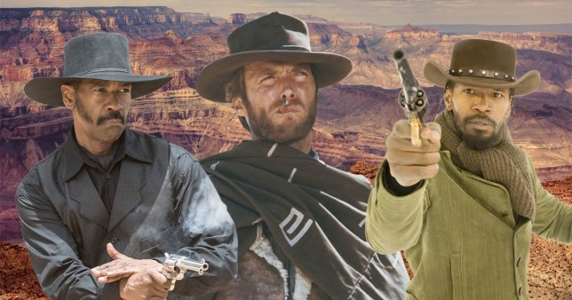 action-adventure westerns to watch on Netflix