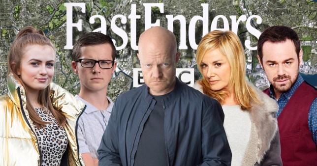 eastenders plots 2017