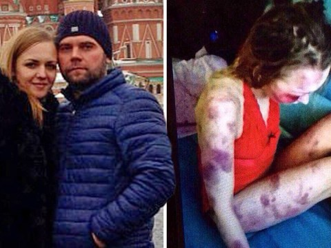 Man beat wife then showed pictures to friends to boast he had her 'under control'