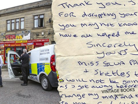 Final note homeless woman left for bus driver weeks before killing herself