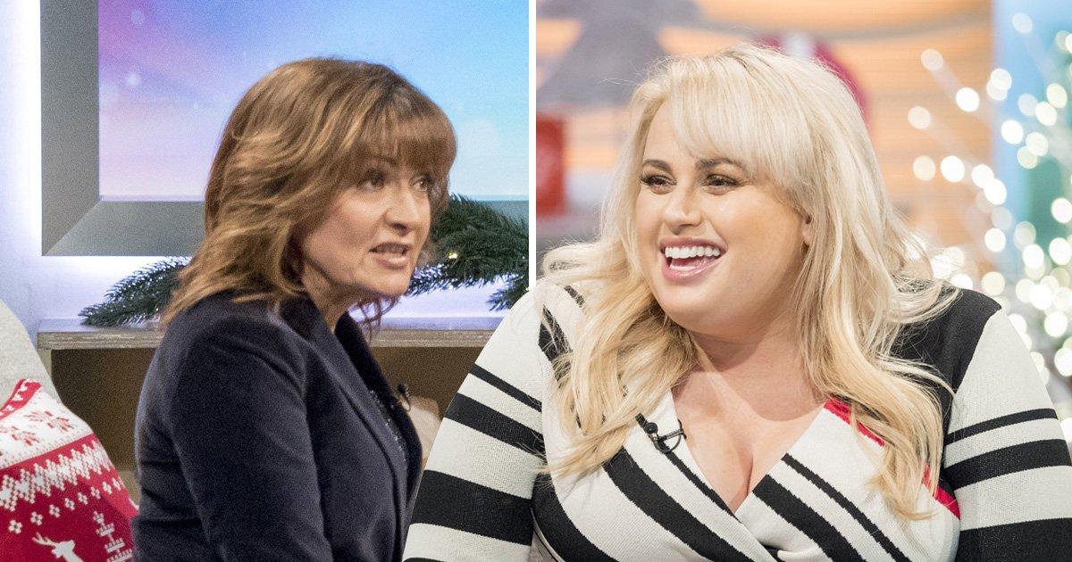 Rebel Wilson admits she was 'crap' at karate on Lorraine