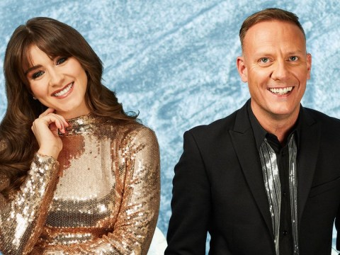 Antony Cotton and Brooke Vincent's families aren't voting for them on Dancing On Ice