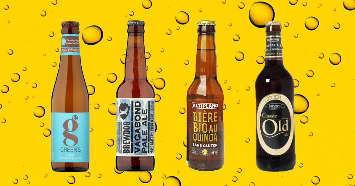 10 gluten-free and vegan alcoholic drinks you need to try