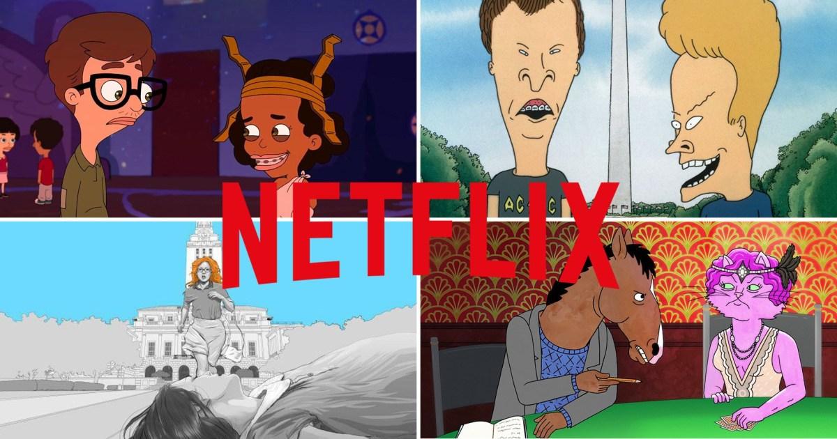 10 af de bedste Netflix animationer til voksne Metro News-3357