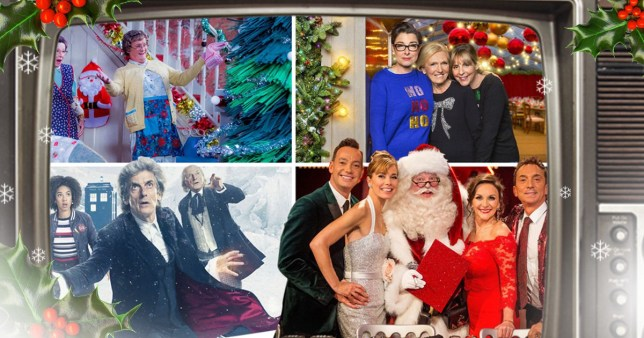 What's on TV on Christmas Eve, Christmas Day and Boxing Day - from Strictly Come Dancing to Doctor Who to Victoria