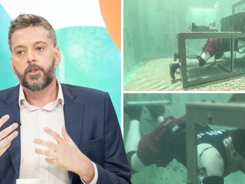 I'm A Celebrity's Iain Lee thought he was going to die in 'fixed' underwater Bushtucker Trial