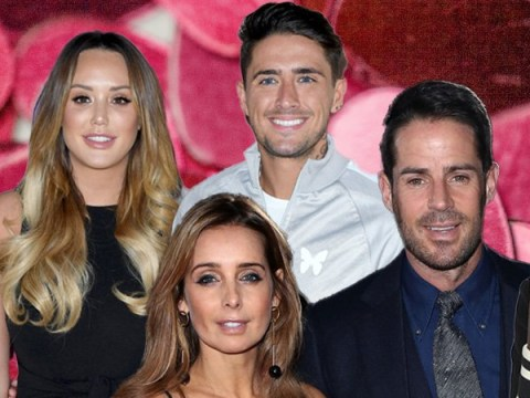 From Louise and Jamie Redknapp to Charlotte Crosby and Stephen Bear: Celebrity couples who split in 2017