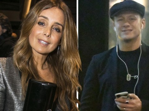 Kevin Clifton spotted beaming after his evening out with Louise Redknapp