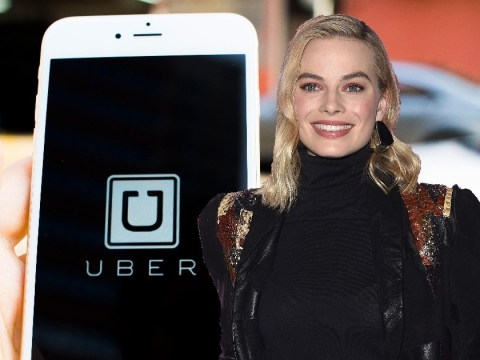 Uber driver claims he turned down Margot Robbie's invitation to a house party