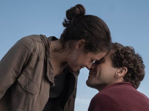 Stronger is a story 'of hope when the world feels hopeless', says Tatiana Maslany
