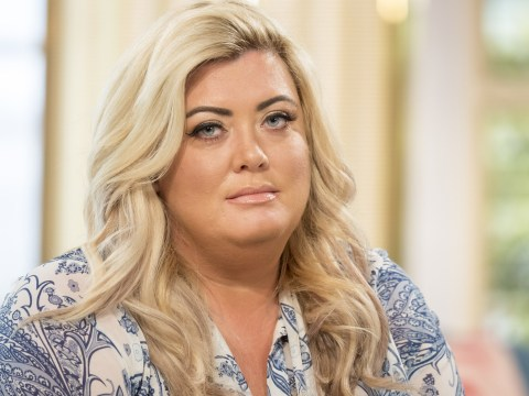 Gemma Collins relives terrifying moment she wet herself while falling through trap door