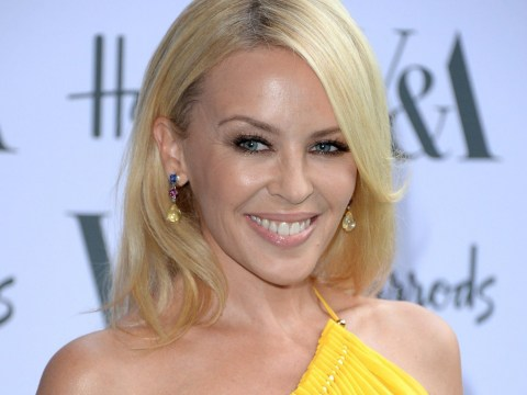 Kylie Minogue is gracing us with her presence as she announces UK and Ireland tour