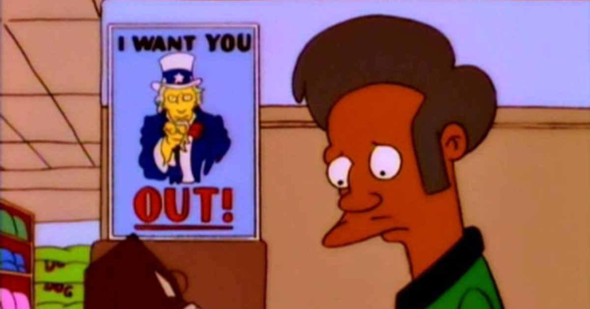 Simpsons fans divided over decision to ditch Apu as controversial character 'axed'