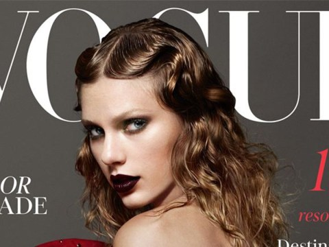 Taylor Swift covers British Vogue, her first magazine cover of the Reputation era