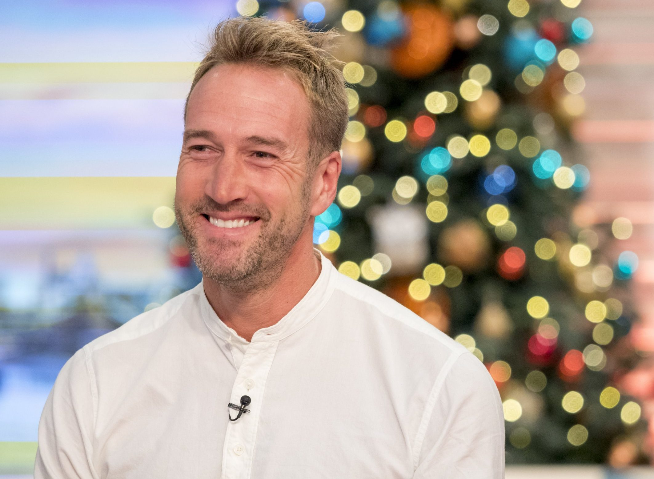 GMB: Ben Fogle on Harry/Megan