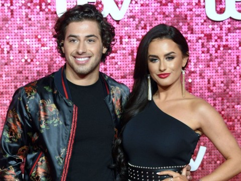 Amber Davies reveals women message her claiming to have slept with ex Kem Cetinay following split from DOI star