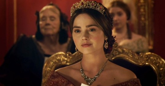 Victoria Christmas Special.Victoria Christmas Special Trailer Released And Air Date