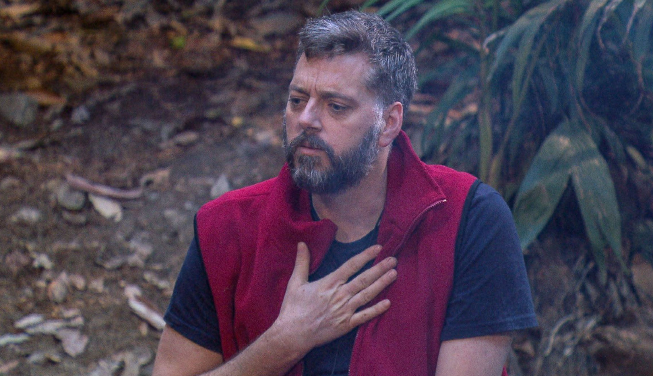 I'm A Celebrity odds show Iain Lee is the bookies' predicted winner