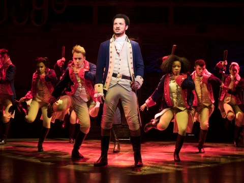 Hamilton is the big winner at Olivier Awards with seven gongs