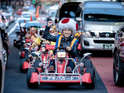 Japan enforces new road rules for real-life 'Mario Kart' drivers