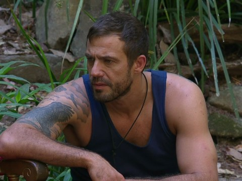 I'm A Celebrity's Jamie Lomas backtracks on Iain Lee game playing accusations: 'I think you're a genuine guy'
