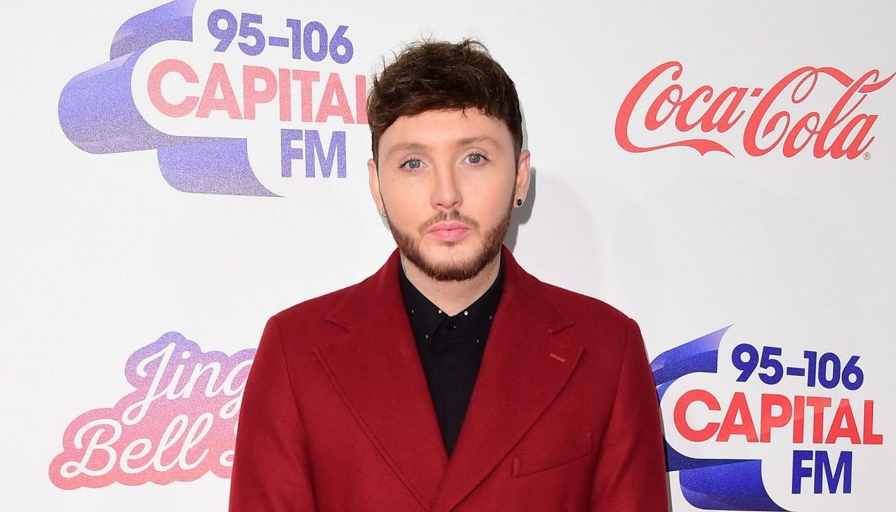 James Arthur says stars have 'responsibility' to talk about mental health as he talks about his struggle with depression
