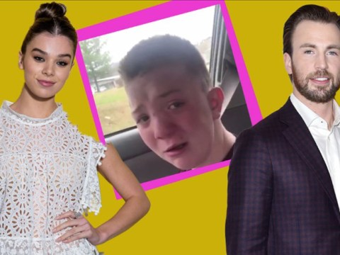 Chris Evans invites bullied teen to Avengers: Infinity War premiere after heartbreaking video