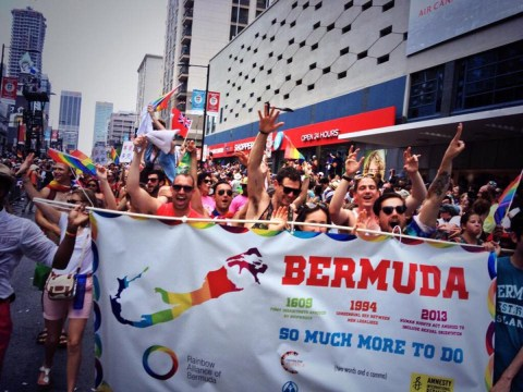 Bermuda is going to re-ban same-sex marriage