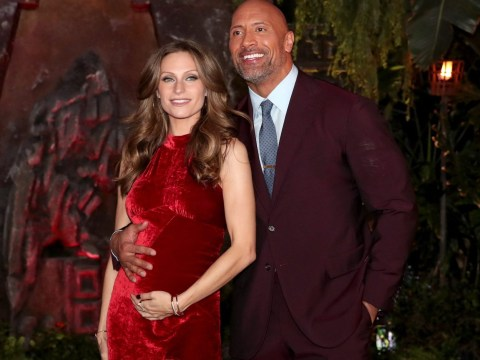 Dwayne Johnson to become a dad for the third time as he announces girlfriend is pregnant