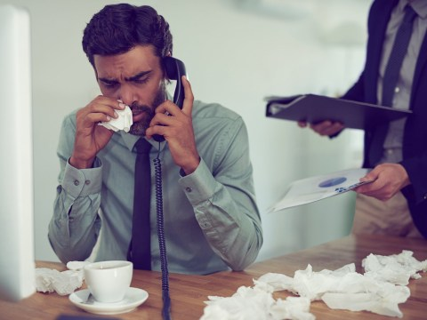 What is man flu, is it real and what are the symptoms?