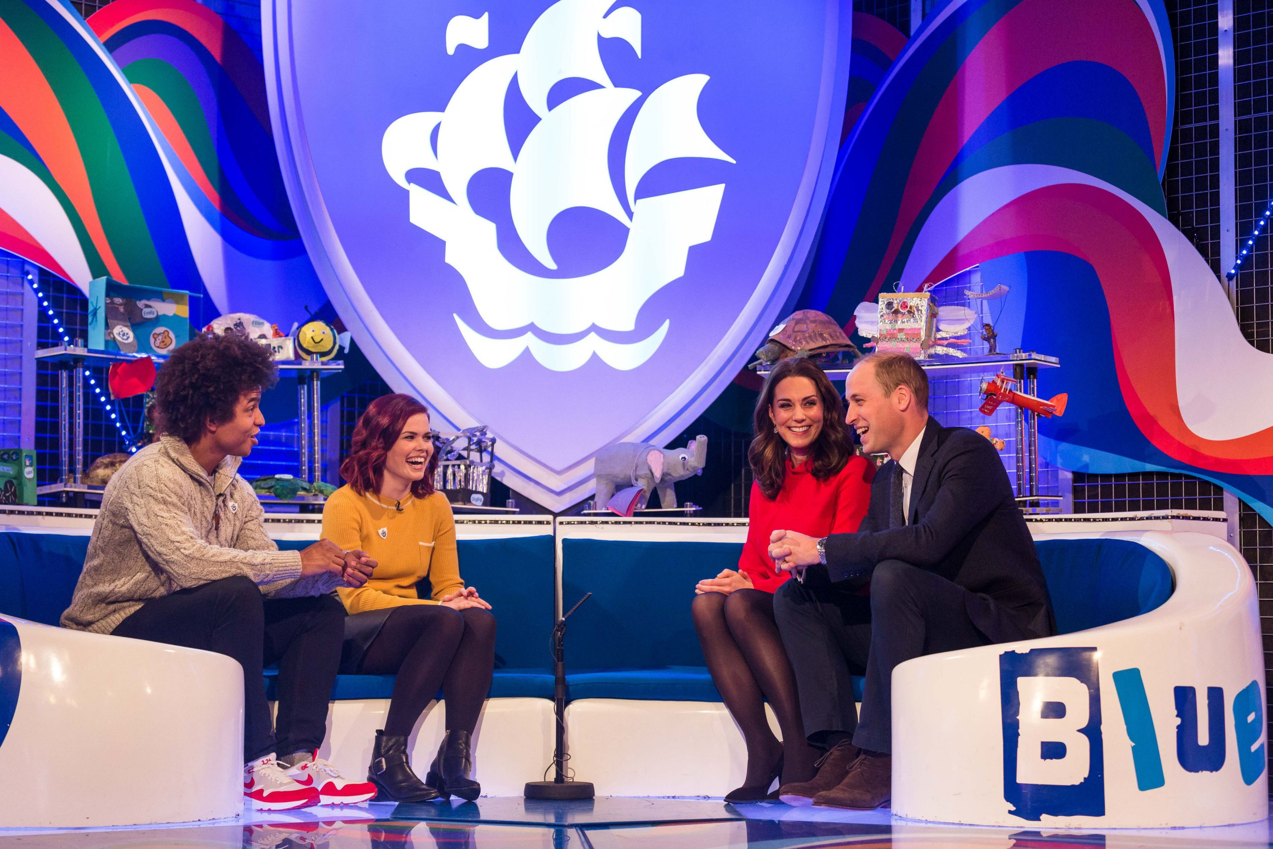Blue Peter is crowned the best children's TV show of all time