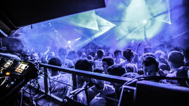 DEC 31 The death of the UK's nightlife