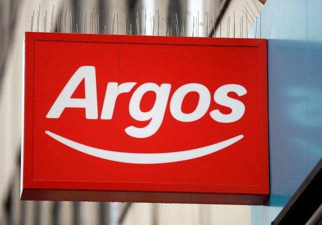 Argos opening hours